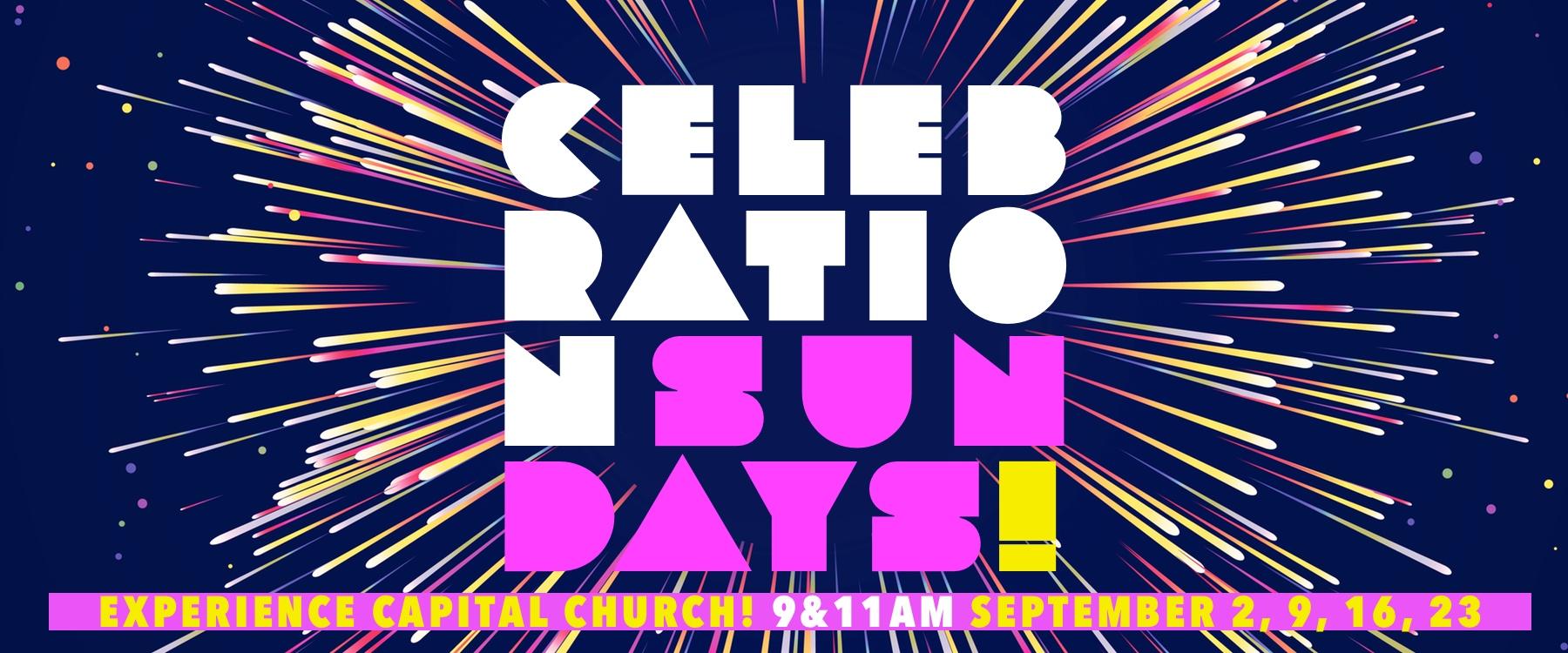 Celebration Sundays SLIDER web cover